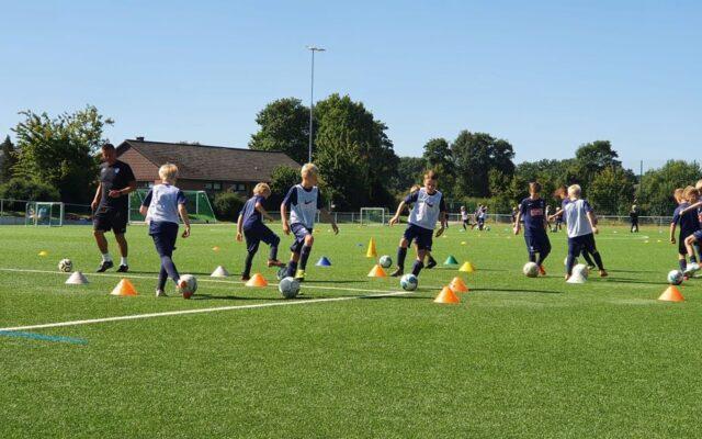 3. Fußballcamp