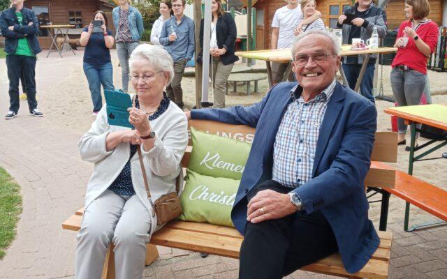 Christa und Klemens Eßing